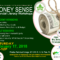 Money Sense: Financial Literacy Workshop